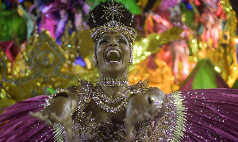 Il Carnevale di Rio de Janeiro nelle foto più belle