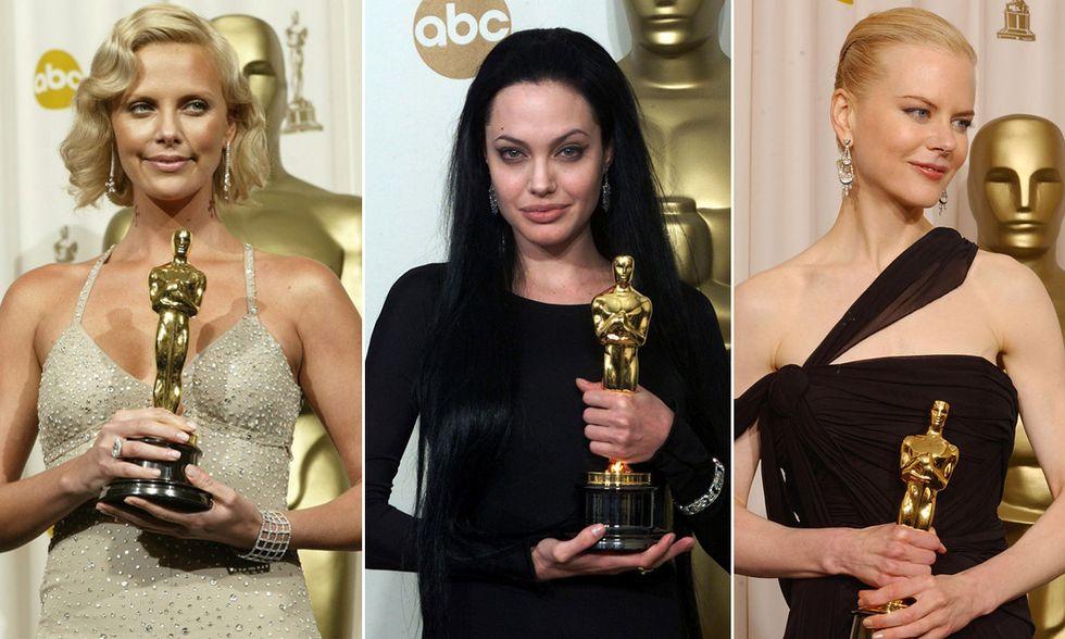 Le 10 attrici più belle che hanno vinto l'Oscar