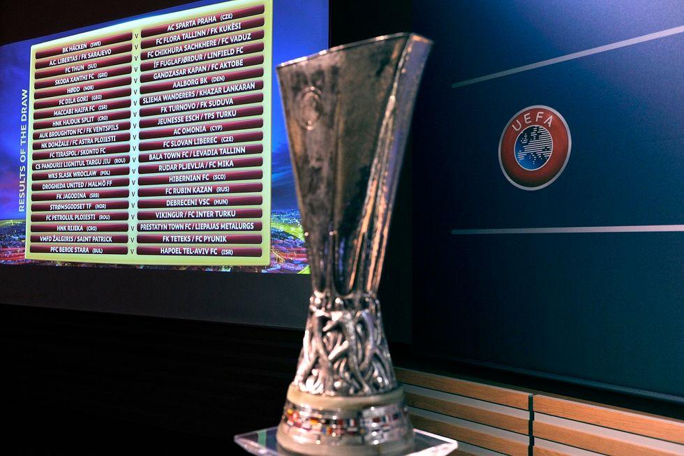 Europa League: Fiorentina-Roma, Napoli-Dinamo, Inter-Wolfsburg, Torino-Zenit