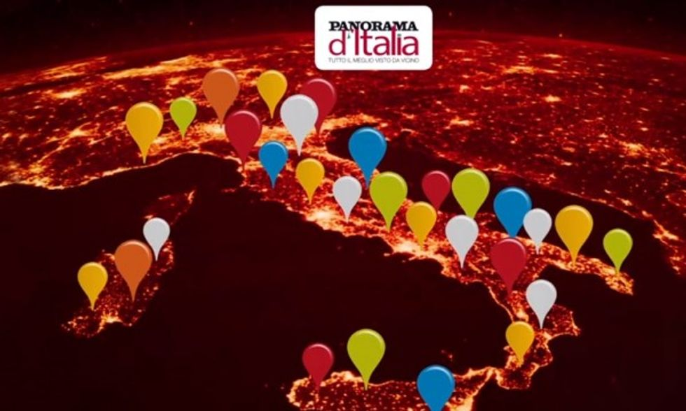 Gli eventi di Panorama d'Italia: come iscriversi