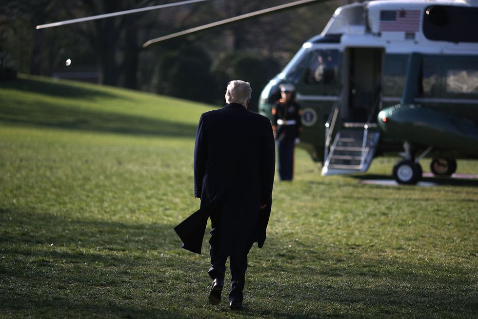 Donalf Trump