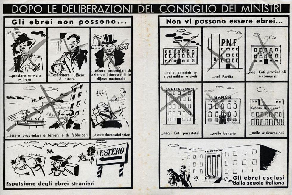"""Le leggi razziali e la loro voce: """"La Difesa della Razza"""" (1938-1943)"""