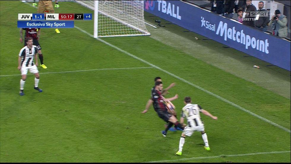 Var: Juventus-Milan e gli episodi di Inter, Napoli e Roma rivisti alla moviola