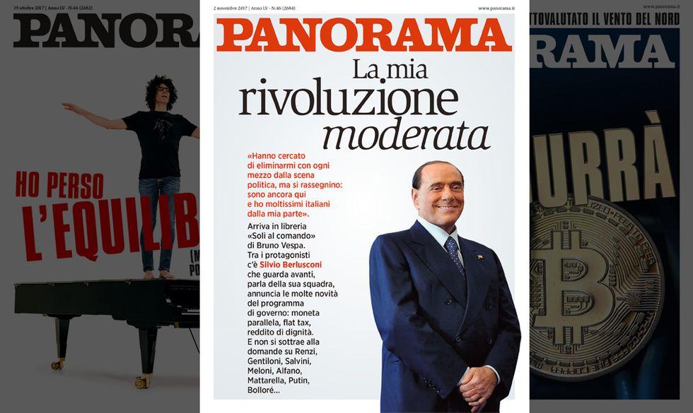 Berlusconi: La mia rivoluzione moderata