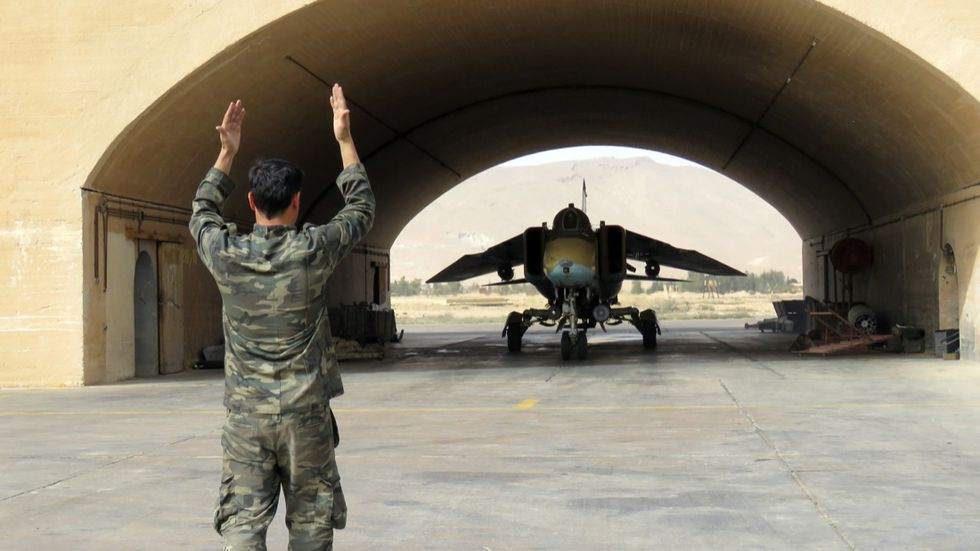 L'Aviazione militare siriana: 70 anni di storia - Foto