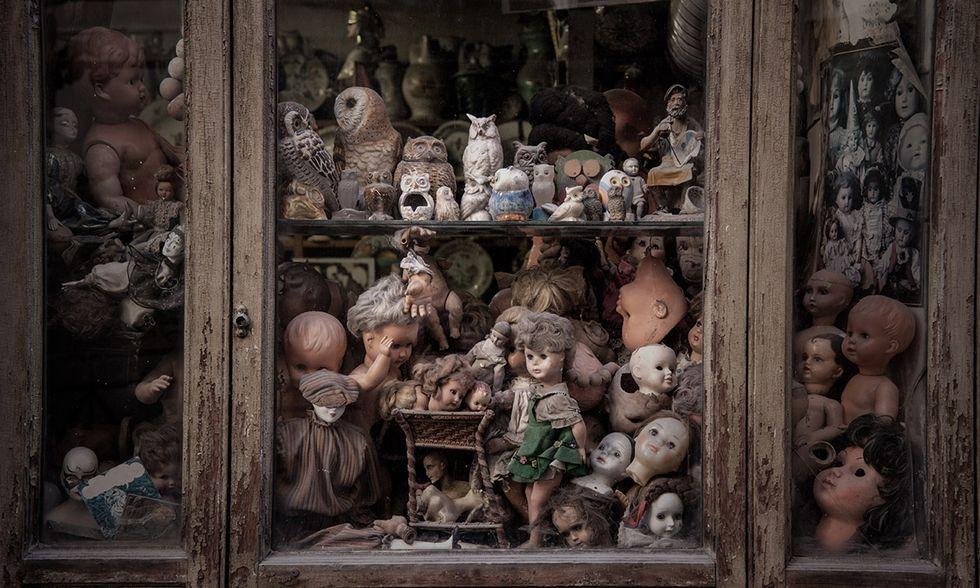 L'ospedale delle bambole di Roma