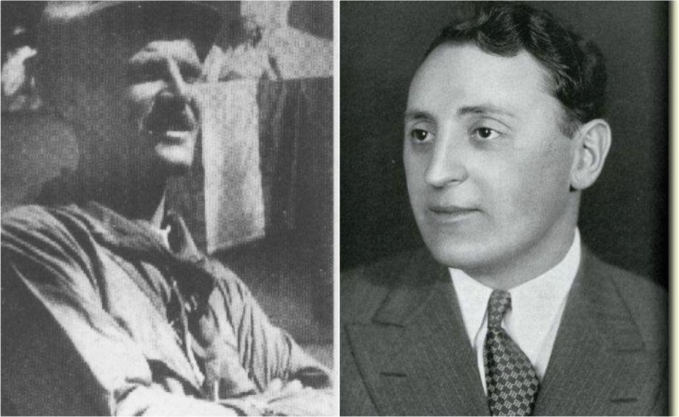 Charles Poletti e Mario Vinzio. Due storie di guerra in 10 chilometri
