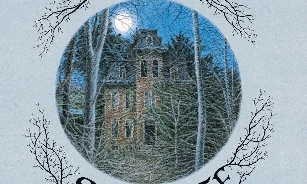 """""""Case stregate"""": storia illustrata dei fantasmi per la notte di Halloween"""