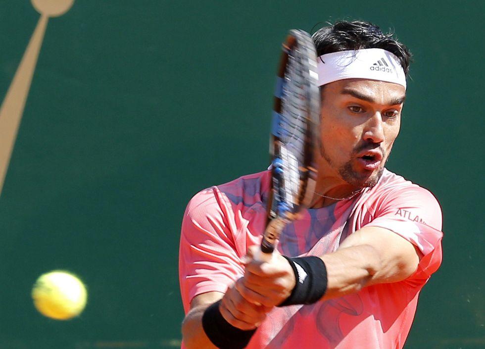 Tennis: Fognini batte (di nuovo) Nadal a Barcellona