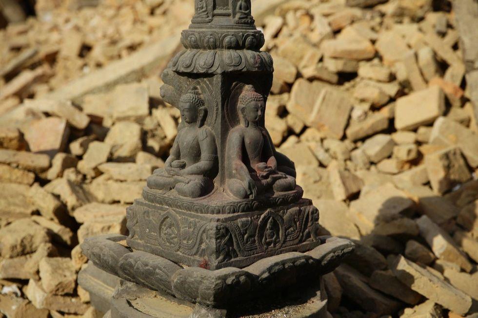 Nepal: prima e dopo il terremoto