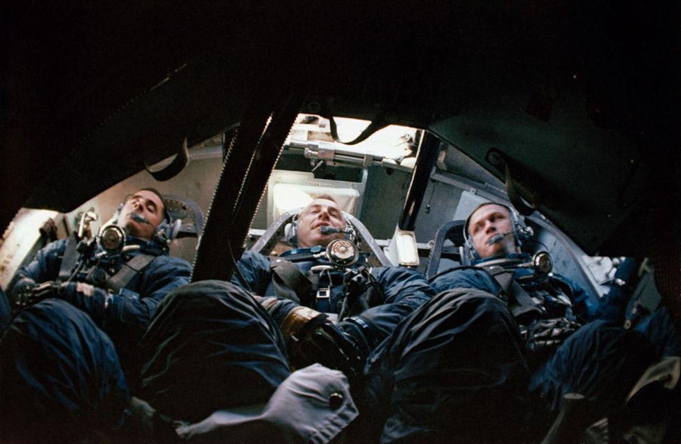 50 anni fa l'Apollo 8 in orbita attorno alla Luna. Storia e foto