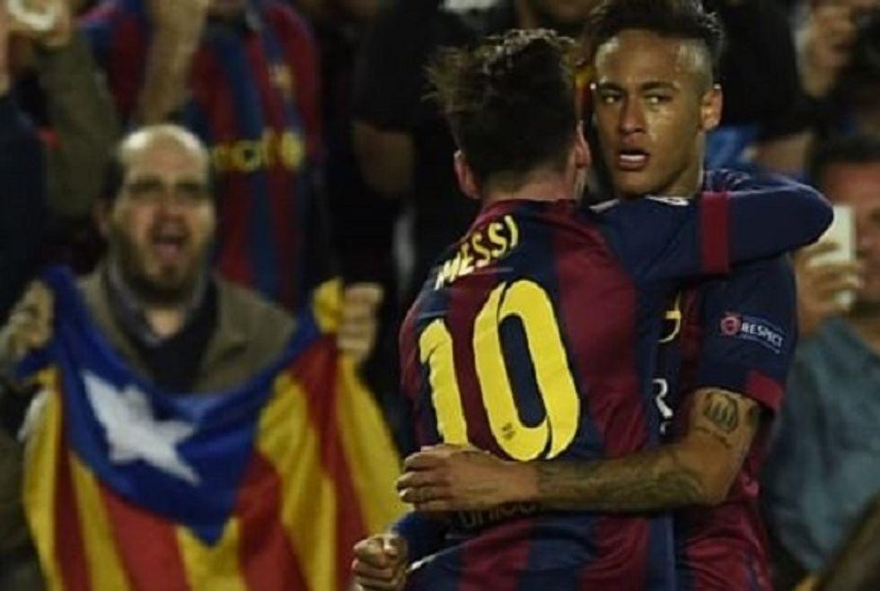 Ascolti 6/5: Messi stravince anche in tv