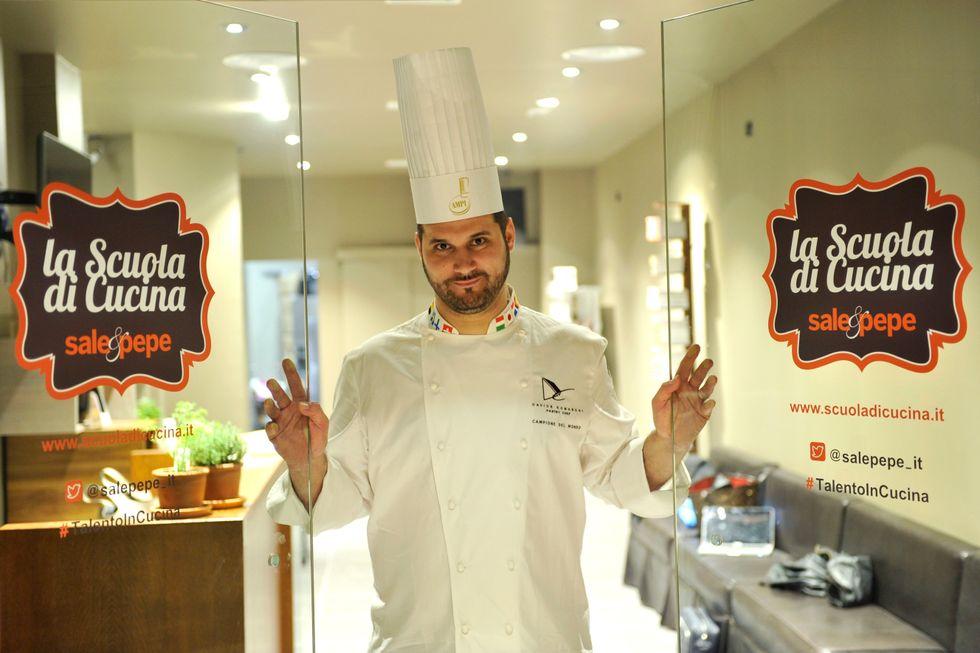 La nuova Scuola di Cucina di Sale& Pepe