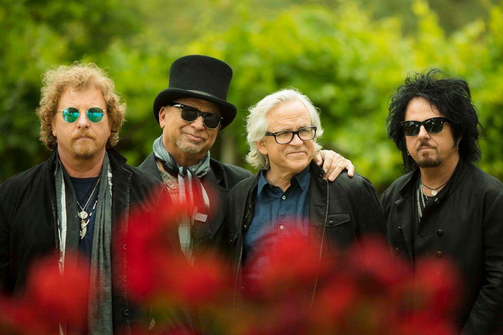 Toto, una band di fuoriclasse che ha suonato in cinquemila album (incluso Thriller)