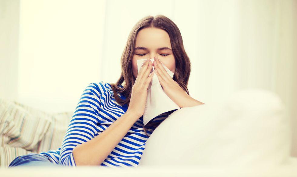 Acido ialuronico: un alleato nel raffreddore