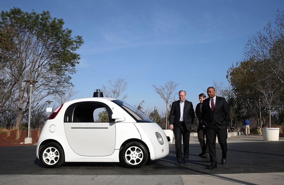 Con l'auto che si guida da sola non ci saranno più incidenti stradali