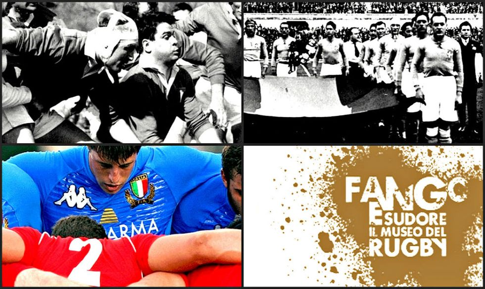 museo del rugby italiano, Colleferro