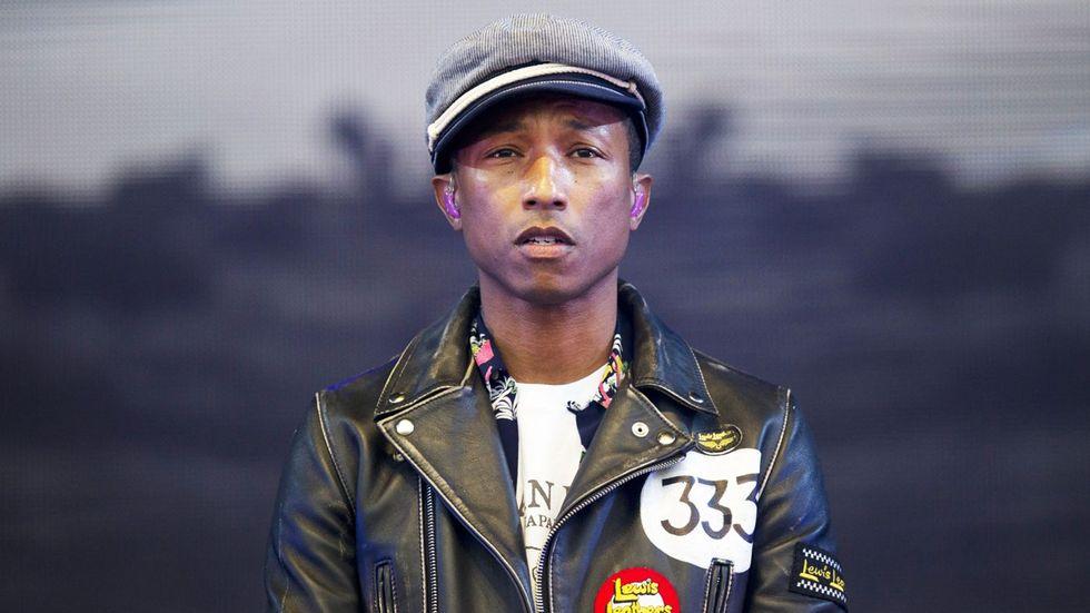 Pharrell Williams compie 44 anni - Chi è il Re Mida del pop