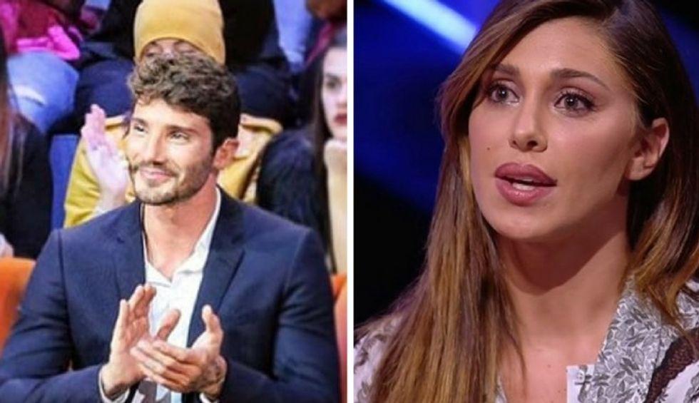 Belén Rodriguez, prove di pace con Stefano De Martino