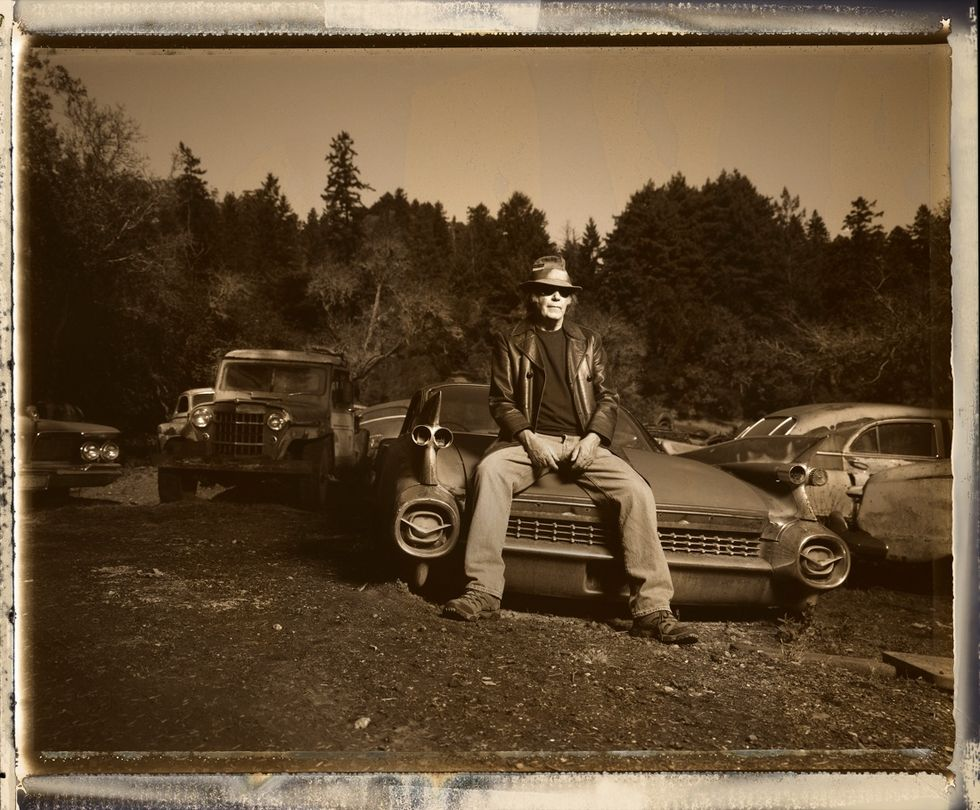 """""""Forever"""" Neil Young. I 70 anni del rocker canadese - foto"""