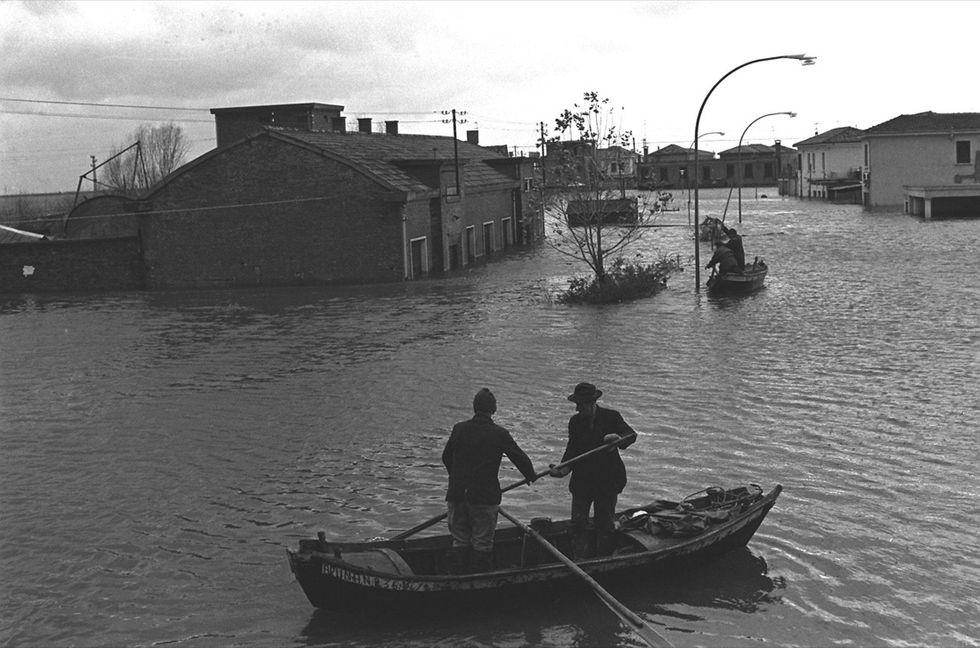 13 novembre 1951. La catastrofe del Polesine