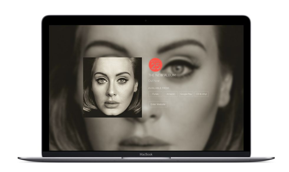 Adele: perché il nuovo album non si può ascoltare in streaming