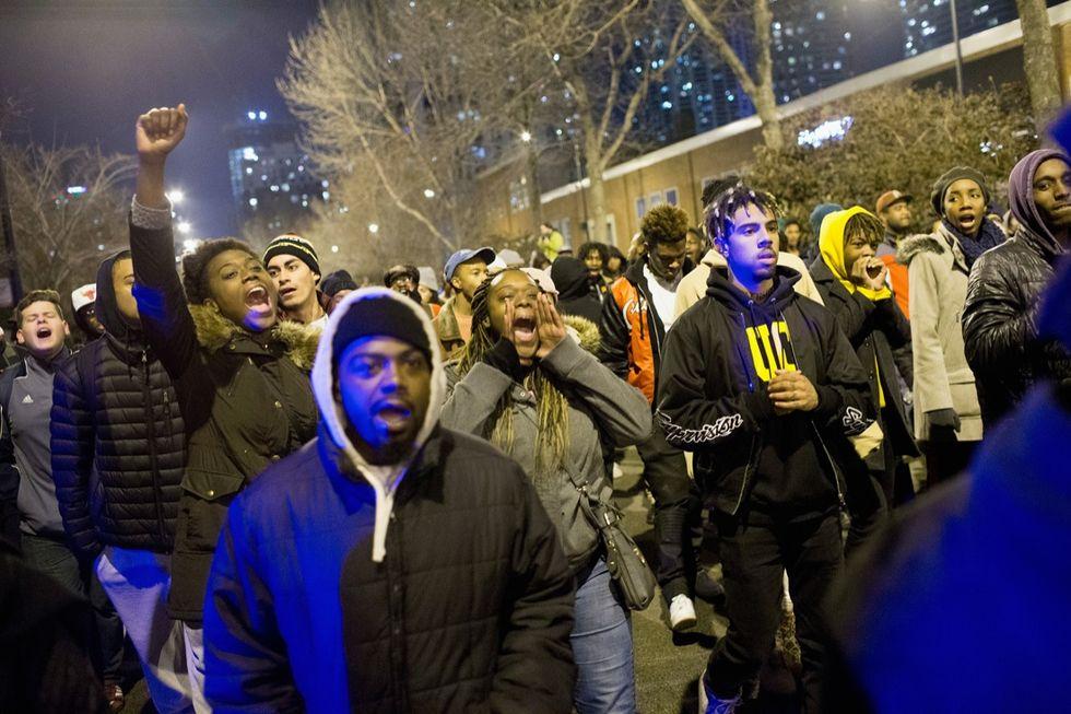 chicago-proteste