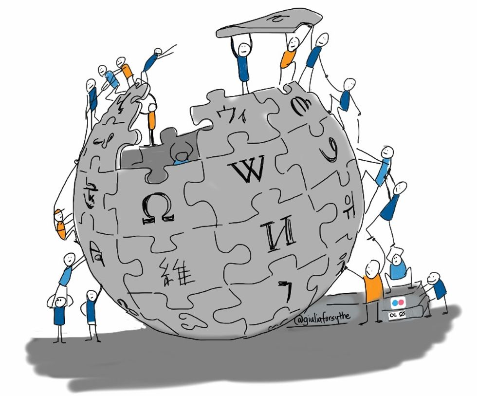 Wikipedia verrà salvata dall'intelligenza artificiale