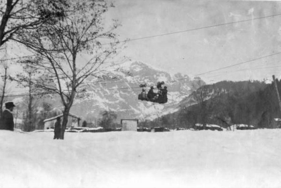 Funi di guerra: le teleferiche militari nella prima guerra mondiale