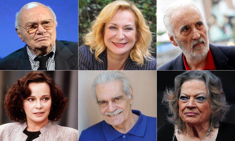 Attori e registi che ci hanno lasciato nel 2015