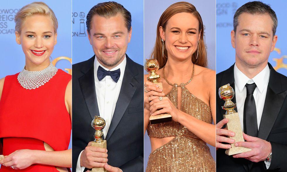 Golden Globe 2016, premiato Ennio Morricone: tutti i vincitori - Foto