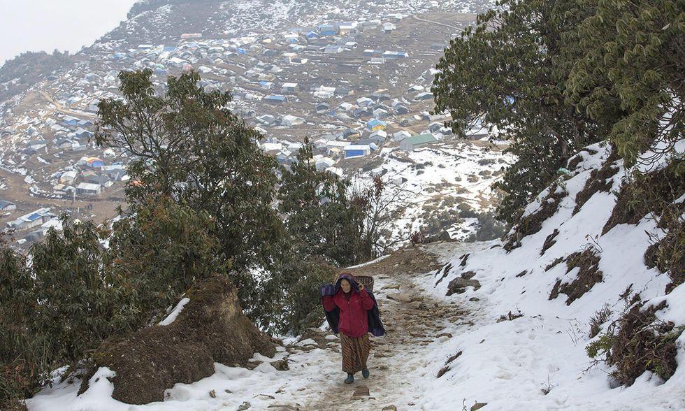 Nepal, l'inverno dopo il terremoto