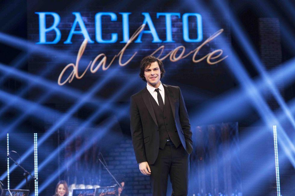 Baciato dal sole: al via la serie tv di Rai 1 con Guglielmo Scilla