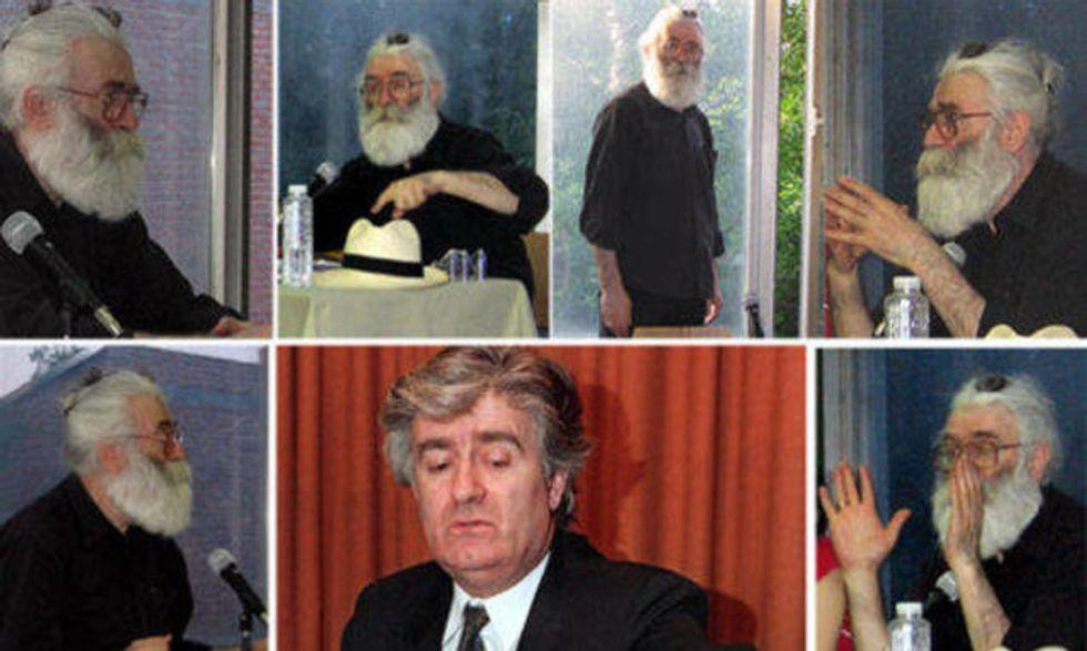 La storia della lunga latitanza di Karadzic