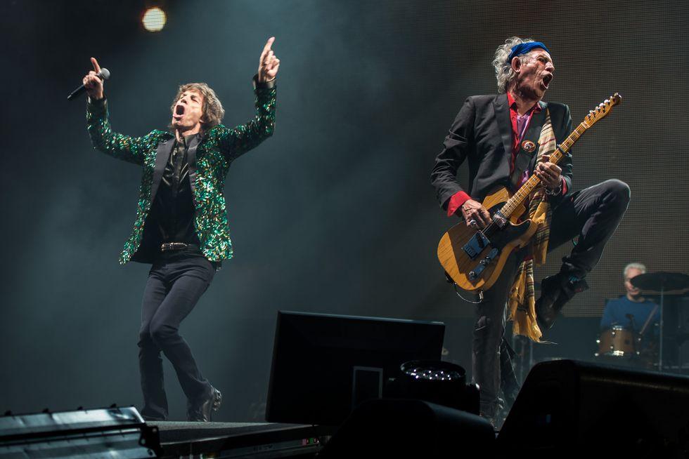 """Rolling Stones al cinema con """"Olè olè olè - Viaggio in America Latina"""""""