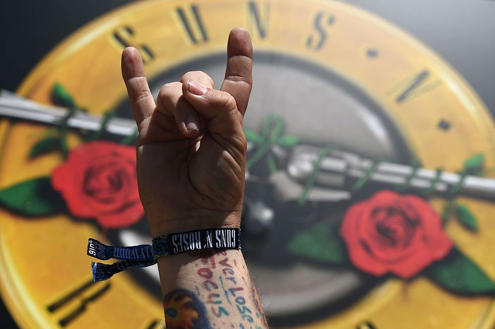 Guns 'N Roses: la scaletta del primo show dal 1993 e i rumors sulle date italiane