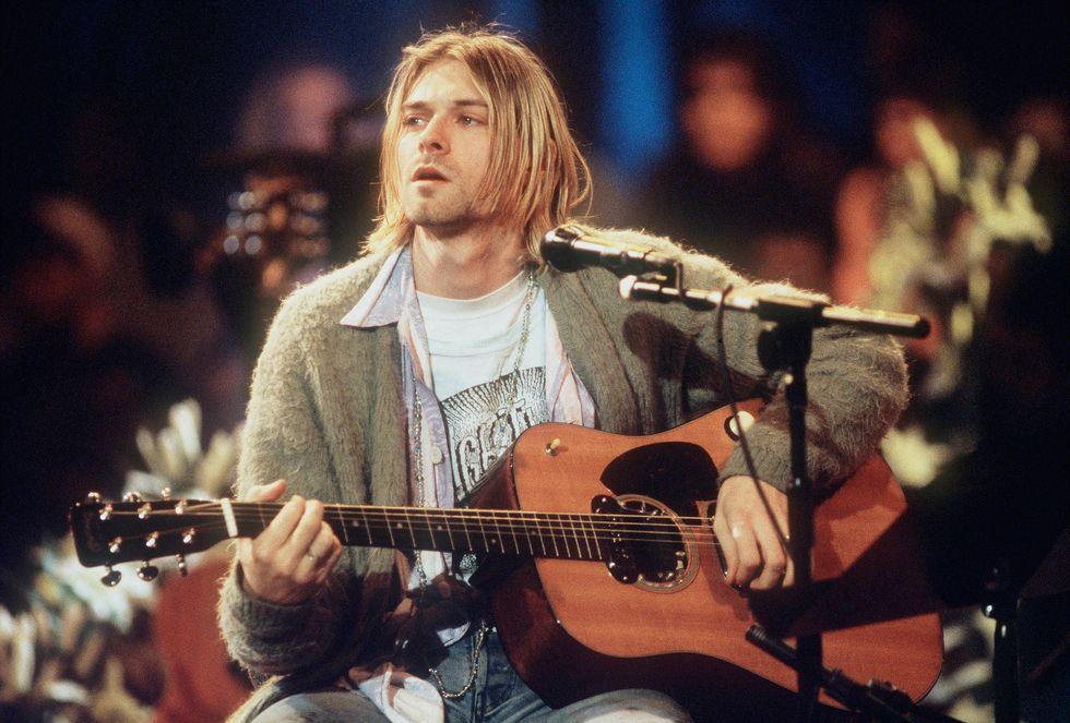Kurt Cobain, 25 anni senza: le frasi indimenticabili