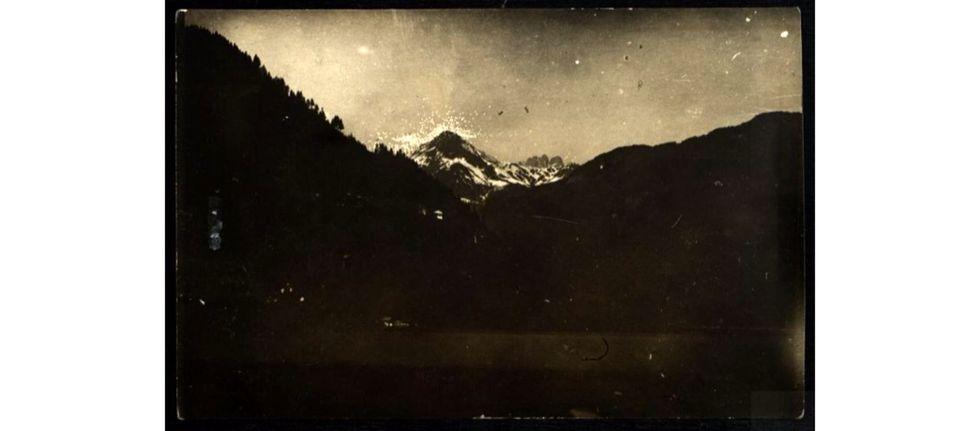 100 anni fa sul Col di Lana. La grande mina italiana
