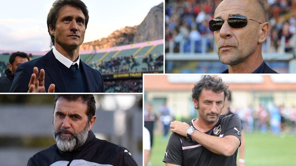 Palermo da record: ottavo esonero, via Novellino e torna Ballardini