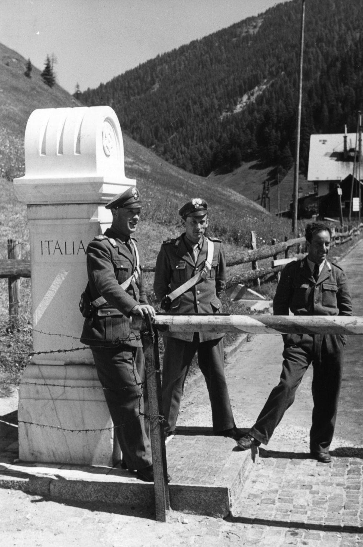 Il passo del Brennero, i migranti e la storia - Foto