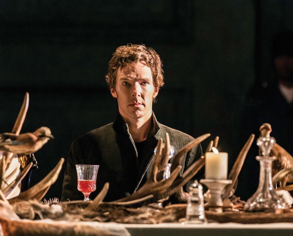 Shakespeare: l'Amleto imperdibile di Cumberbatch