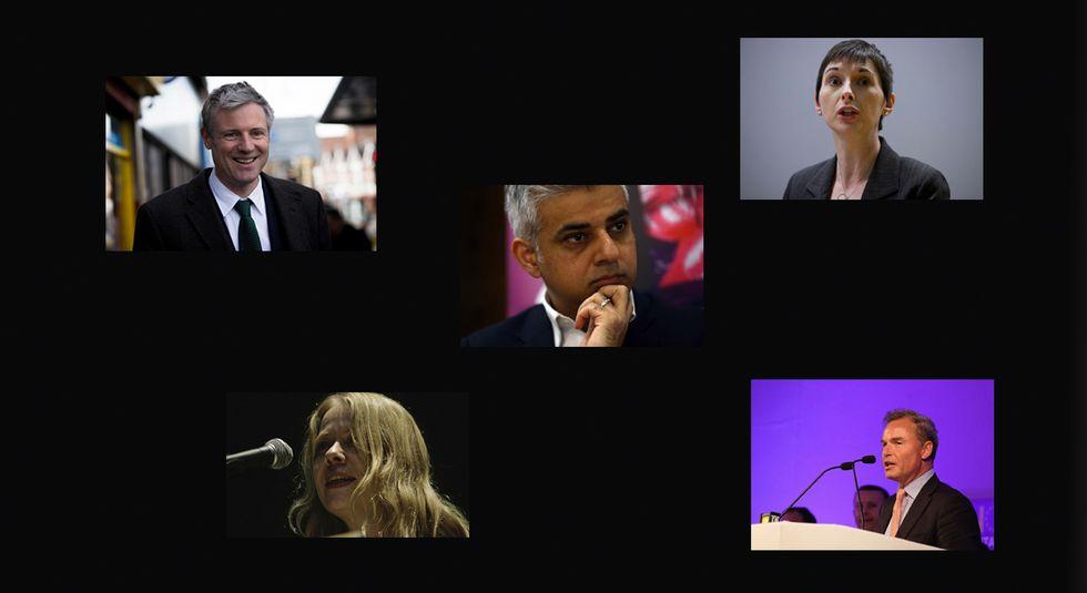 Nuovo sindaco di Londra: ecco chi sono i principali candidati
