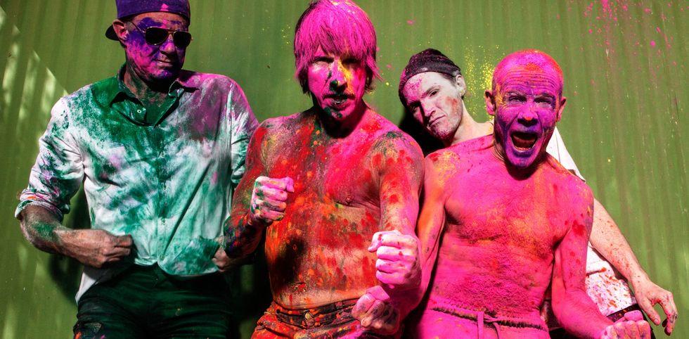 Red Hot Chili Peppers in concerto a Roma e Milano nel 2017