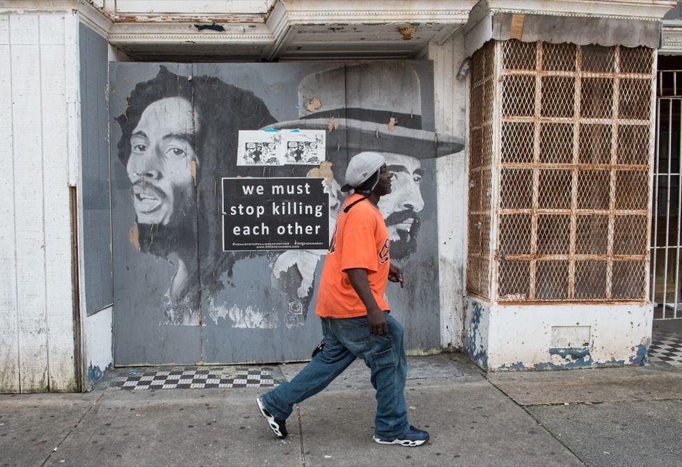 Baton Rouge: esecuzione a freddo di un altro afroamericano