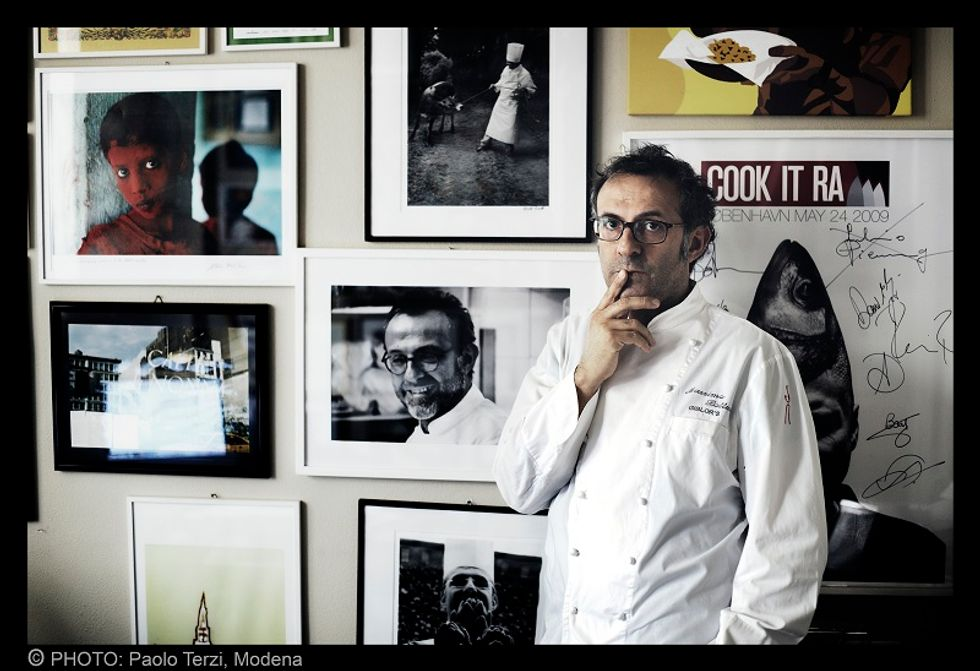 Massimo Bottura is 2016 European Chef of The Year
