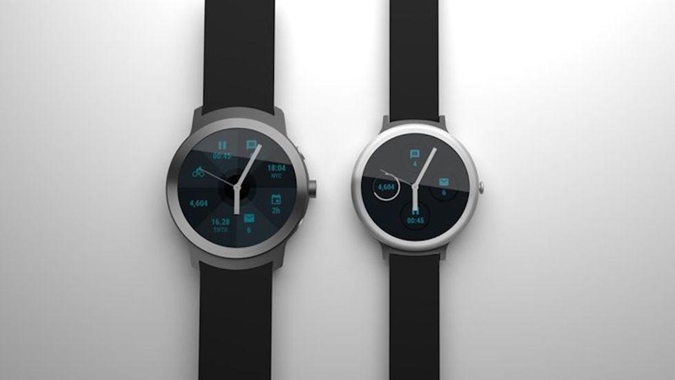 Google presenterà questi smartwatch nel 2017