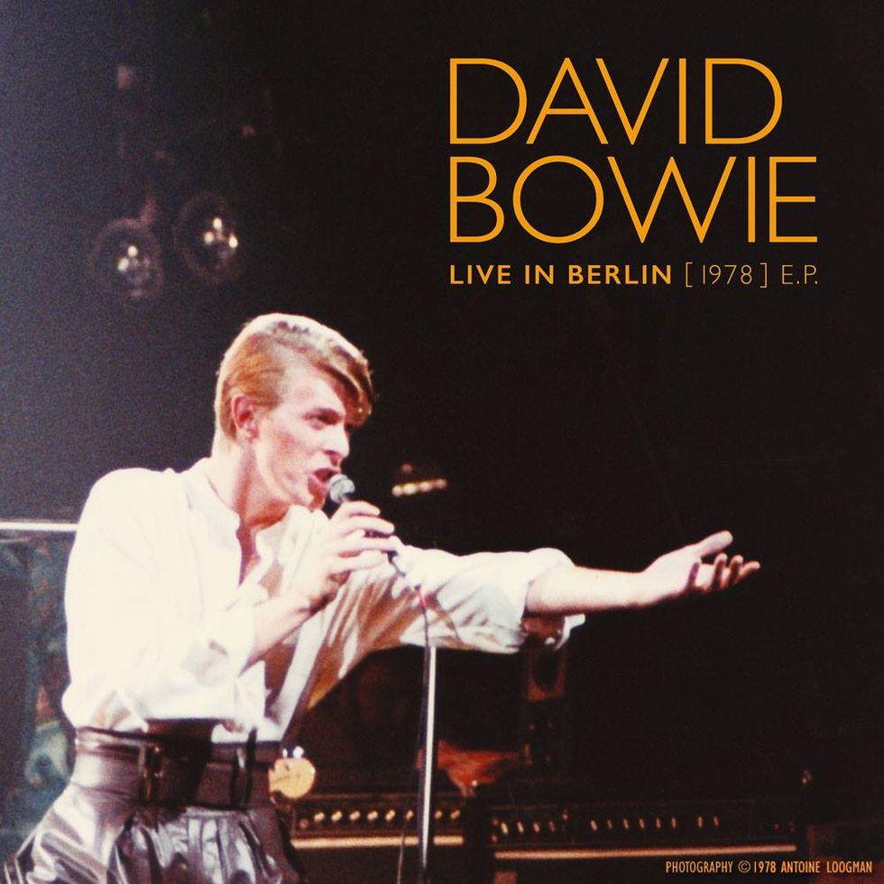 "David Bowie: uno show a Berlino per presentare ""A New Career In a New Town"""
