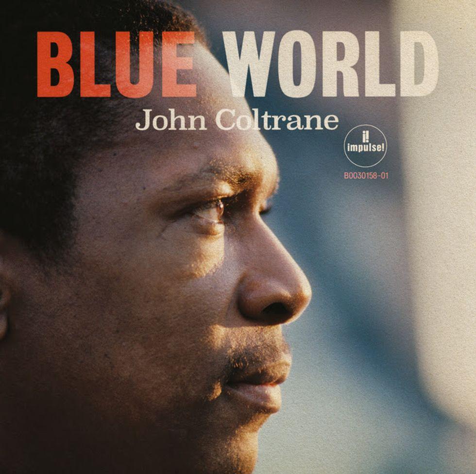 John Coltrane, l'album inedito: esce Blue World