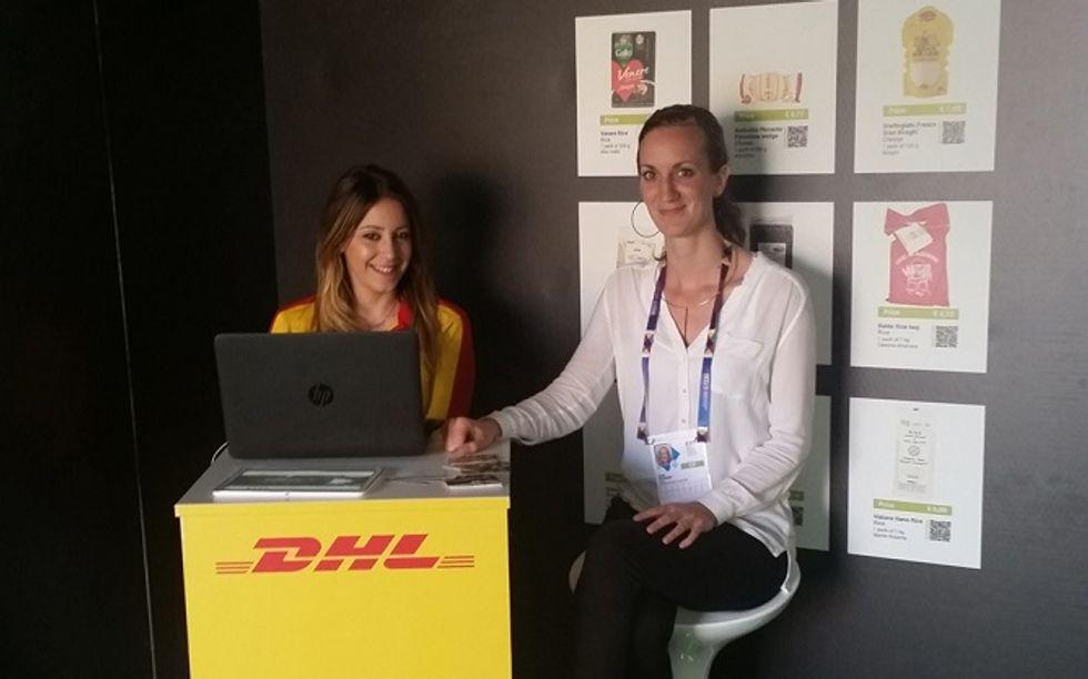 "Expo 2015, virtual shopping at ""Cibus è Italia"""