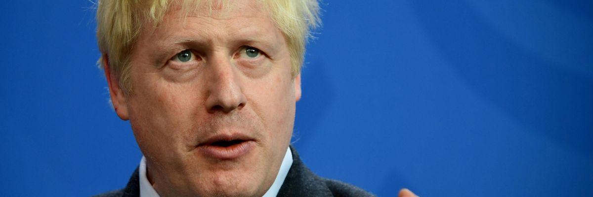 Boris Johnson, il nazionalizzatore riluttante